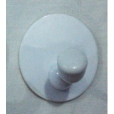 CABIDE COLANTE/ ADESIVO 5cm ( PLASTICO )