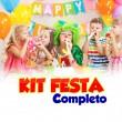 Kit Festa Completo para 50 Pessoas