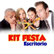 Kit festa no Escritório - 15 a 30 pessoas